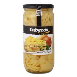 Preparado de patata y cebolla 720