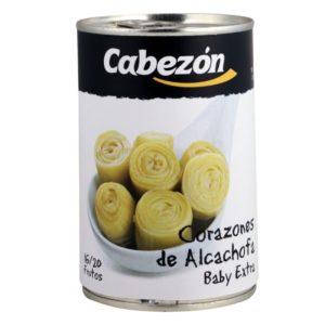 Alcachofas Enteras 16-20 Frutos lata 1/2 kg