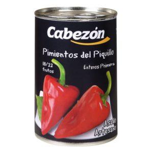 Pimientos del piquillo Primera 18-22 Frutos lata 1/2 kg