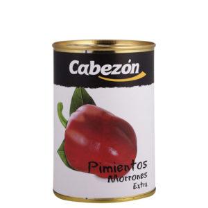 Pimientos Morrones Extra lata 1/2 kg