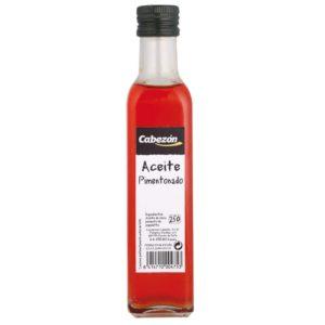 Aceite Pimentonado botella