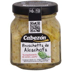 Bruschetta de Alcachofas