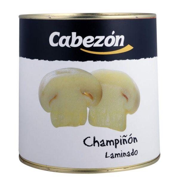 Champiñón Laminado lata 3 kg