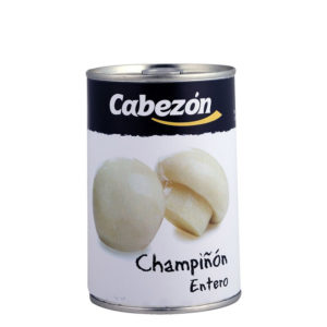Champiñón Entero lata 1/2 kg