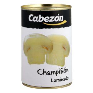 Champiñón Laminado lata 1-2 kg