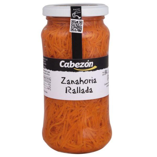 Zanahoria rallada 370