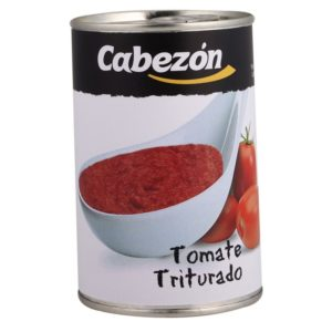 Tomate triturado lata 1-2 kg