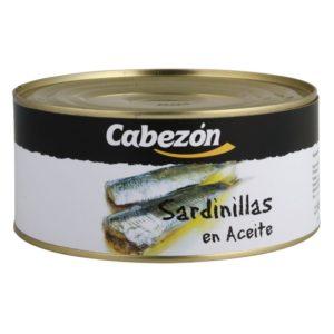 Sardinillas en aceite RO-1000
