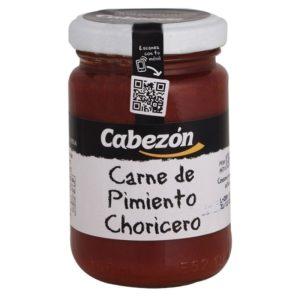 Carne de Pimiento Choricero, frasco 209