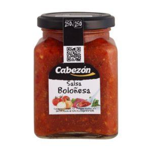 Salsa Boloñesa 250