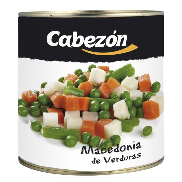Macedonia verduras 3kg