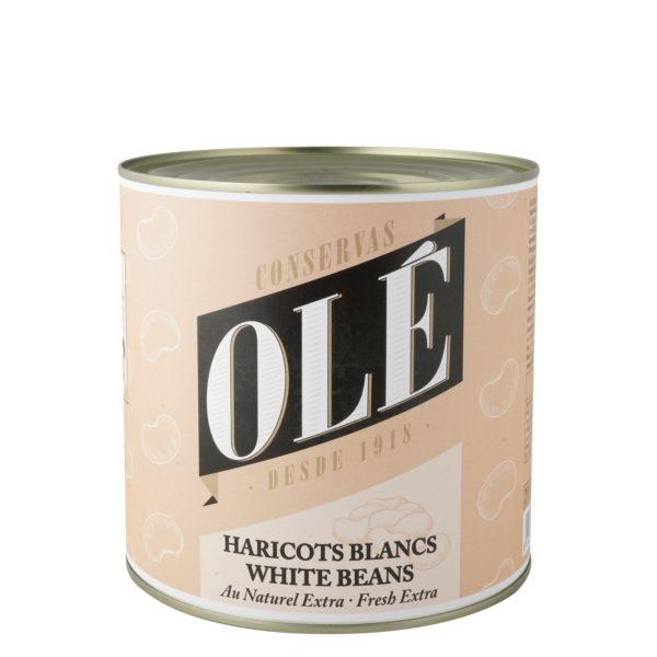 Alubias Blancas al Natural Extra Olé