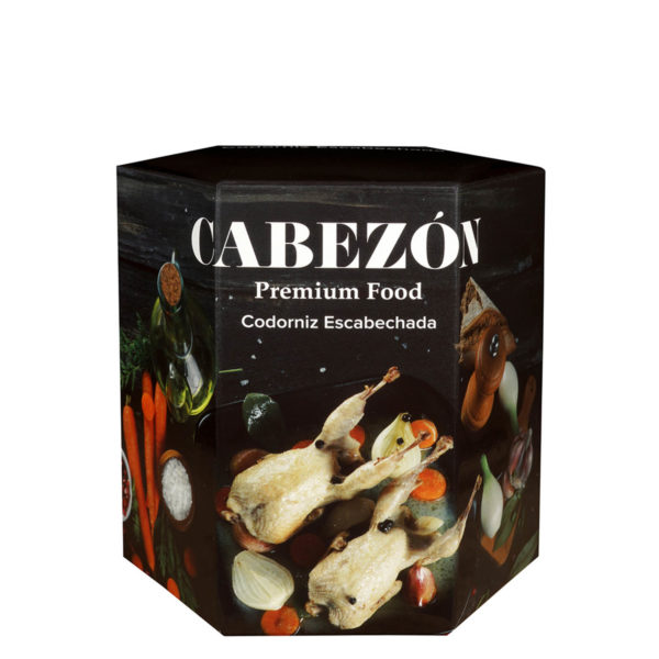 Cordoniz Escabechada Premium Food