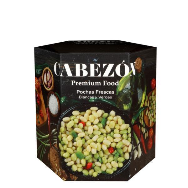 Pochas Frescas Blancas y Verdes Premium Food