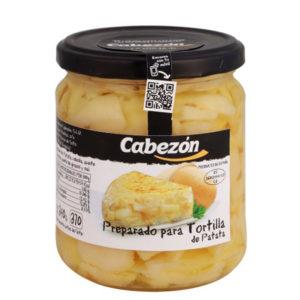 preparado tortilla de patata b370