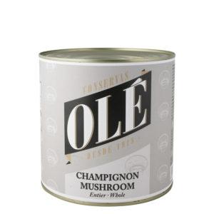 Champiñón entero Olé