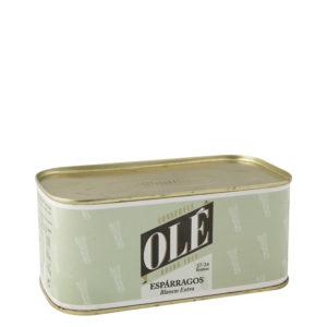 Espárragos Blancos Extra Lata 17-24 frutos Olé