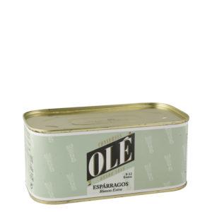 Espárragos Blancos Extra Lata 8-12 frutos Olé