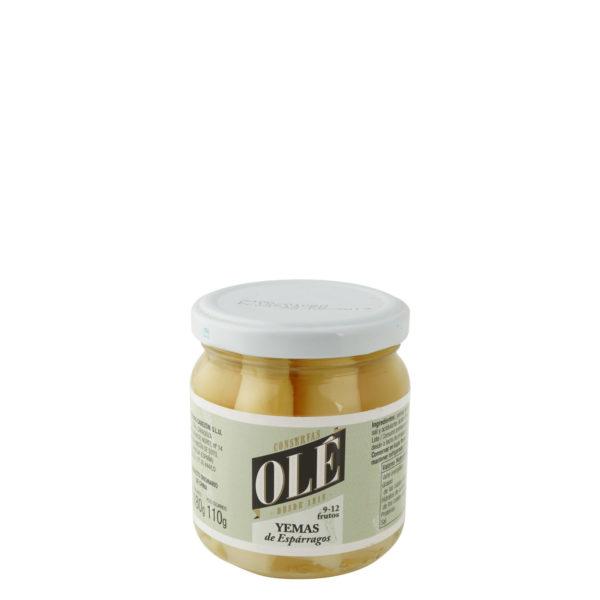 Yemas de Espárragos Blancos 9-12 frutos Olé