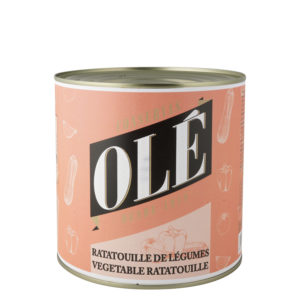 Ratatouille de Verduras Olé
