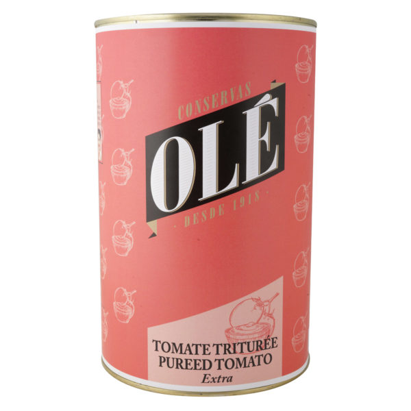 Tomate triturado extra Olé