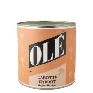 Zanahoria rallada Olé