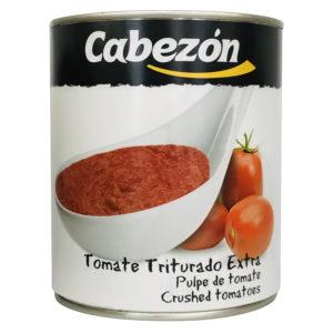 Tomate triturado extra lata 1kg