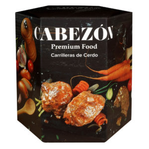 Carrilleras de Cerdo Premium Food