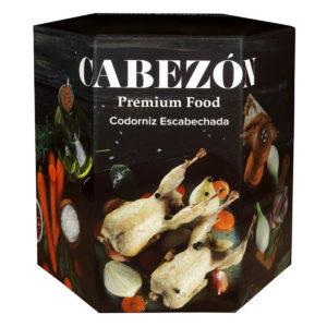 Codorniz Escabechada Premium Food