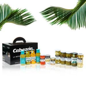 Lote healthy summer Cabezón