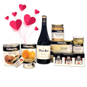 Lote especial San Valentin